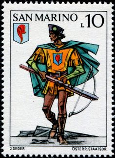 Bull's-eye!  - Archery on Stamps - Stamp Community Forum - Page 8