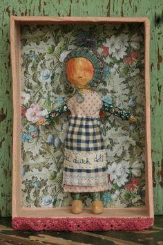 'old dutch doll': Julie Arkell