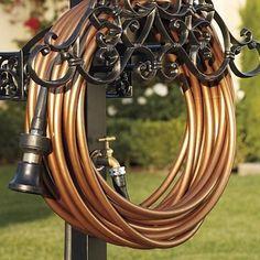 Premium Garden Hose - traditional - irrigation equipment - FRONTGATE