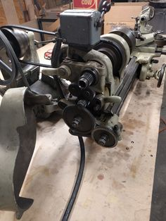 South Bend 9 Inch Lathe Weight