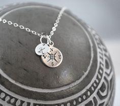 Wanderlust gypsy wanderer Travellers necklace by KatieBourchier