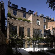 Theis + Khan updates Notting Hill Gate house with basement pool and cinema