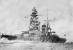 16 in Japanese Nagato class battleship Mutsu, destroyed in an accidental magazine explosion in June 1943 - or possibly sabotaged by a disaffected crew member.