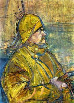 Henri De Toulouse-Lautrec Famous Paintings   Maurice Joyans - Henri de Toulouse-Lautrec