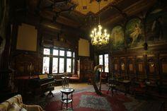 Peles Castle – Interior – Romania
