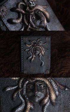 my polymer clay diary Medusa