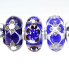 A Blue Turtle Trollbead in a NEW Trollbeads Gallery - Twins & Trio Kit!  http://www.trollbeadsgallery.com/twins-trios-242/