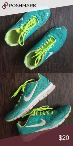 Nike Free TR Fit 3 BREATHE US size 7/good used condition. They have typical wear, but still good condition as the photos show. ✖️NO TRADES PLEASE 💕Send all offers through the button. Thank you ❤️ Nike Shoes Athletic Shoes