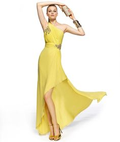 Pronovias te presenta su vestido de fiesta Zael de la colección Largos 2013.   Pronovias dress party long
