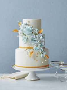 cf69d0cf423 36 of the Most Amazing Wedding Cakes We ve Ever Seen