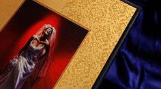 Digital Matted Album | DMA Multipaper | raised finishing | #gold paper | innovative printing technology | photo by Yervant International Photography | #DMA #graphistudio  #weddingbook #wedding #photography #print