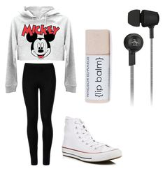 """""""Untitled #225"""" by northan-lights01 ❤ liked on Polyvore featuring Wolford, Converse and Original Penguin"""