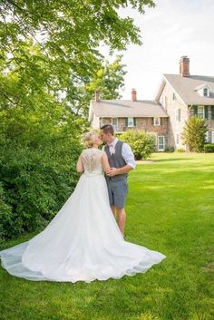 Hi friends! We hope everyone is enjoying summer so far. If you're on the hunt for a #lace back gown that will make everyone swoon, get ready to heart all of this weeks #weddingwednesday pics! Our beautiful #formalitiesbride and #allurebride Morgan, has been a long time client of Formalities and we