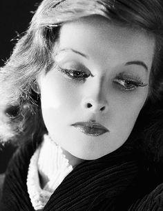 Katharine Hepburn by Ernest Bachrach, 1934
