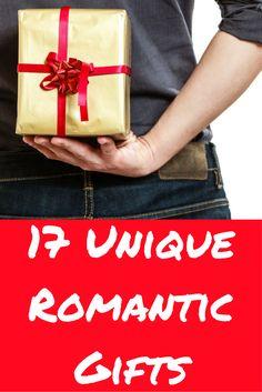 17 Unique Romantic Gift Ideas