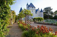 Les Jardins du Château du Rivau, jardins remarquable en Indre et Loire- Jardins de contes de fées