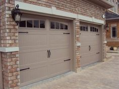 1000 Images About Steel Carriage House Garage Doors On
