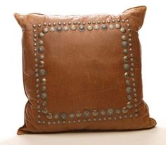 Bandolier Western Pillow Double D Ranch Pillows