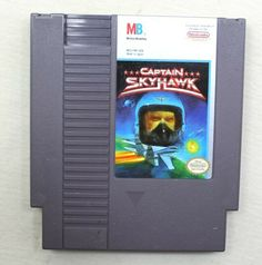 Items similar to Nintendo NES Captain Skyhawk Retro Video Game Cartridge: Fighter Pilot Battles an Alien Invasion, Saves Earth from Extraterrestrials! on Etsy Nes Cartridge, Player One, Alien Invasion, Nintendo, Nes Games, School Videos, Retro Video Games, Fighter Pilot, Ready To Play