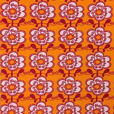Taimi (Yellow/pink) by Leena Renko Print Fabrics, Printing On Fabric, Kids Outfits, Cool Stuff, Yellow, Dogs, Design, Fabric Printing, Doggies