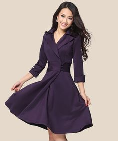 2013 spring and autumn women's slim waist slim elegant big skirt plus size knee-length dress $39.99