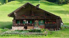 Walliser chalet suisse - Google-Suche