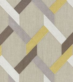 HGTV Home Upholstery Fabric-Emily Mineral