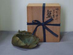 Japanese Bronze Okimono by Hirai Noboru, ¥60,000, SOLD