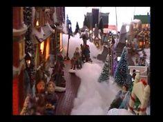 ▶ 2013 Christmas Village - YouTube