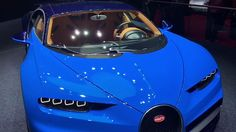 Bugatti has unveiled the successor to its Veyron supercar - the Chiron - at the 86th Geneva Motor Show. It can be yours for $2.6m.