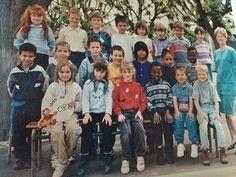 Photo de classe CP de 1995, ECOLE PAUL BERT