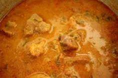 Andhra Mutton Curry | Lamb Curry | Goat curry