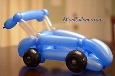 Hele toffe ballon natuurlijk.... maar als je liever in een echte sportwagen rond rijdt, kijk dan even hier: www.MiljonairsBOOST.nl