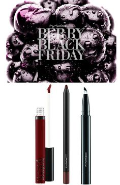 Limited-edition M·A·C Black Friday Virtual Kit (click thru for details!)
