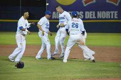"BEISBOL CAMPECHANO: * Monclova deja en el terreno a Campeche con carrera de ""caballito"""