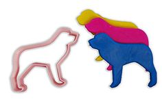 Saint Bernard Dog Breed Cookie Cutter  LARGE  4 Inches -- Read more reviews of the product by visiting the link on the image.