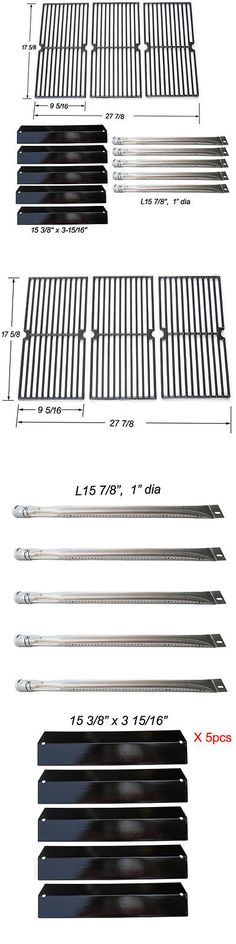 BBQ Tools and Accessories 20725: Brinkmann 810-9520-S 5 Burner Grill Replacement Burner,Heat Plate,Cooking Grid -> BUY IT NOW ONLY: $65.99 on eBay!