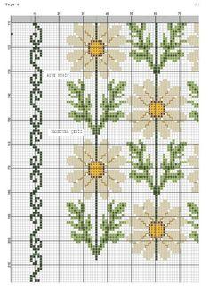 Cross Stitch Art, Cross Stitch Flowers, Cross Stitch Patterns, Stitch Cartoon, Clipart Black And White, Wall Design, Needlepoint, Bookmarks, Hand Embroidery