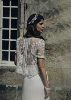 robe de mariee Laure de Sagazan collection 2017 bridal 32