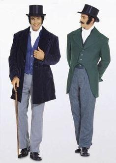 Schnittmuster für echte Gentleman-Kostüme via Makerist.de