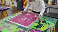 VMFA - Ryan McGinness: Studio Visit