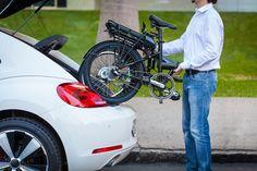 Sense Bike Easy - Bicicleta elétrica dobrável. #e-bike; #foldingbike