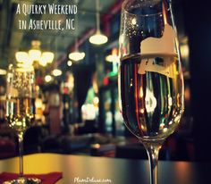 A Quirky Weekend in Asheville, North Carolina