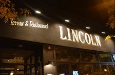 @LincolnSouthBos, the site of @BostInno's Holiday Bash & Cocktail Competition!