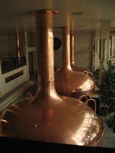 Budweiser Budvar Brewery in Ceske Budejovice 6 zastávkou našeho masivního dubového nábytku www.easyfurn.cz na našem turné po České Republice