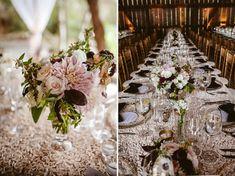 La Tavola Fine Linen Rental: Brisa Blush   Photography: Leo Evidente Photographers, Venue: Dos Pueblos Ranch Goleta, California, Event Design and Planning: A Charming Occasion, Florals: Twig and Twine