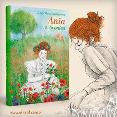 Anne of Avonlea by a Polish Illustrator - Sylwia Kaczmarska