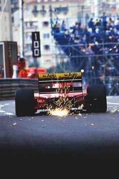 Ferrari F1, Monaco #ferrari #f1 #monaco