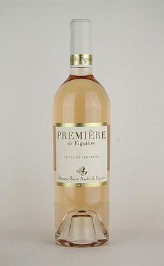 Saint Andre de Figuiere, Premiere de Figuiere Rose Cotes de Provence AOC 2013, 75cl Mourvedre, Cinsault, Grenache