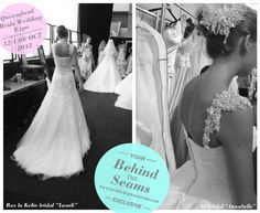 Bridal Couture featured the Roz la Kelin Collections @ Queensland brides wedding expo.